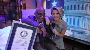 Exhausted Al Roker looks back on record-setting #Rokerthon forecast