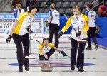 Jill's House: Family competition at play in curling's Scotties final