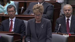 Kathleen Wynne apologies for 'racism, violence, and deceit' of colonial-era relations with First Nations