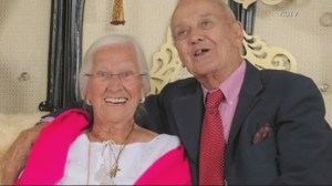 Children of couple that died in each other's arms days before 75th anniversary remember parents