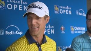Canadian golfer Garrett Rank doubles as NHL referee