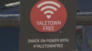 Vancouver' first free outdoor wi-fi network comes to Yaletown