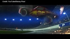 Movie trailer: Cars 3