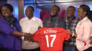 Jozy Altidore officially joins Toronto FC