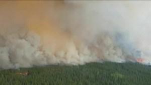 Bishop Hill Fire