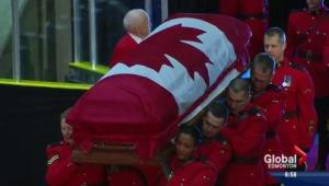Remembering a fallen RCMP hero