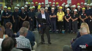 Harper concerned over U.S. Steel pension controversy