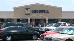 Human skull found among donations at Goodwill