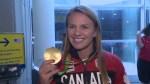 Erica Wiebe's Calgary Homecoming