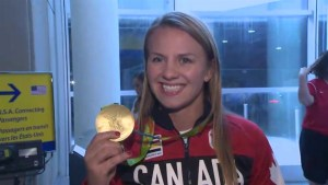 Erica Wiebe's Calgary Homecoming