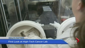 New state-of-the-art cancer lab in Victoria