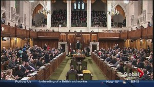 Conservatives focused on economy as Parliament resumes