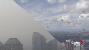 Smoky Calgary comparison