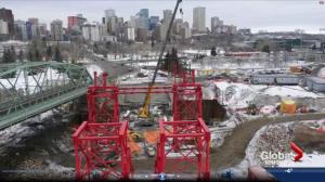 Drone history in Edmonton