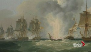 American treasure hunters fight Spanish government over shipwreck salvage