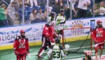 Rush head back to NLL final with win over Roughnecks