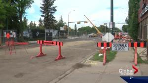 'I'm going to do a happy dance': Edmonton's 102 Avenue bridge to open Friday
