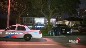 Man stabbed multiple times inside North York home