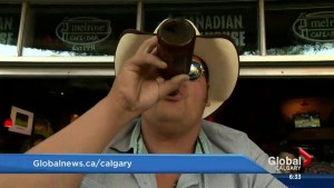 AGLC allows early liquor service during Stampede