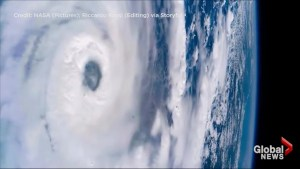 ISS captures orbital view of Tropical Cyclone Enawo