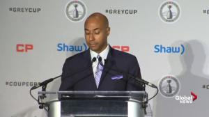 Commissioner Orridge says CFL must 'improve the situation in Toronto'