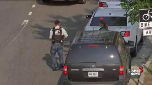 ATF agents respond to scene of Virginia shooting