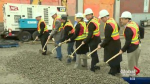 Ground broken on a high tech centre in Kelowna