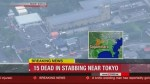 Over a dozen killed, many people injured in knife attack near Tokyo