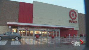 Target closing stores in Canada