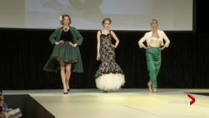 Kwantlen fashion students show off unique 'left coast' designs