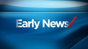 Global Edmonton Early News