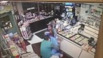 Raw surveillance video: Beausejour couple beaten in their store