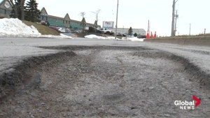 Halifax crews work to fill potholes, about 500 reported so far