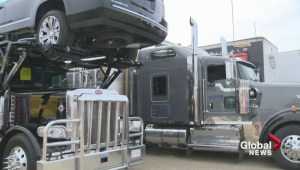 Southern Alberta trucking industry suffering from driver shortage