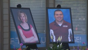 Plaza re-opens where WDBJ 7 reporter and cameraman were murdered