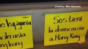 Inside Hong Kong's 'Umbrella Protests'