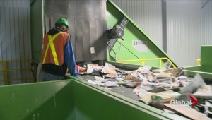 Glass recycling in Saskatoon