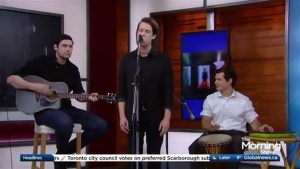 Beautiful Nothing perform 'The Unknown' on The Morning Show
