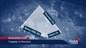 Tragedy in Moncton: Anatomy of a manhunt