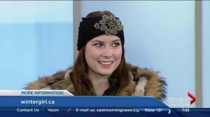 Saskatoon Style: Winter Girl