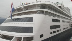 Record number of cruise ship passengers in Vancouver