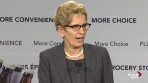 Wynne: There are improvements that can be made in Hydro One