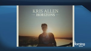 Kris Allen on fatherhood and his new album