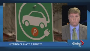 B.C. has fallen behind emission reduction targets