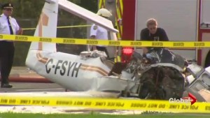 RCMP confirm Peterborough plane crash was subject of national security investigation