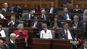 Ontario throne speech will focus on rising hydro rates