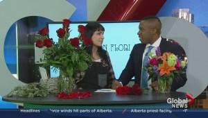 Calgary Valentine's Flowers; Carissa Emblau, Kensington Florist