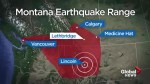 Earthquake that rattled Montana felt in Southern Alberta