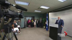 Quebec invests in home care