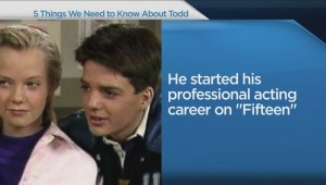 Five things about Todd Talbot